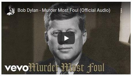 Bob Dylan – Murder Most Foul
