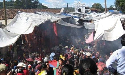 Sulle orme dei Maya 2007