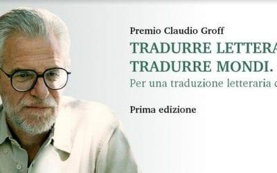 Premio Claudio Groff